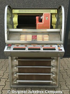 Musikbox SEEBURG JUKEBOX MODELL VL200 - 200 select jukebox