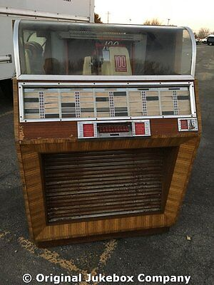 Musikbox SEEBURG JUKEBOX MODELL 100A - 100 select jukebox