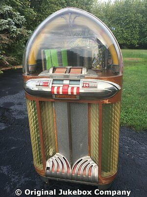 Musikbox WURLITZER JUKEBOX MODELL 1100