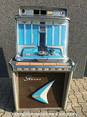 Musikbox ROCKOLA JUKEBOX MODELL 1478 Tempo 2 120 select