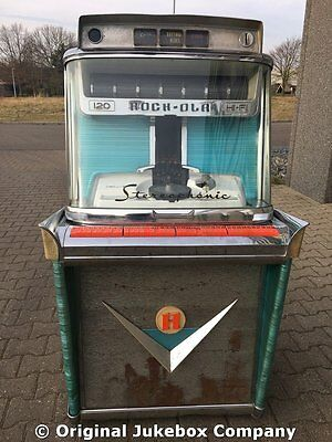 Musikbox ROCKOLA JUKEBOX MODELL 1468 Tempo 1 120 select