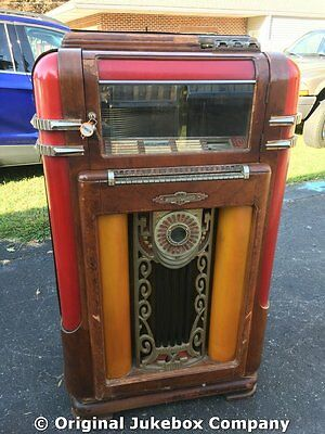 Musikbox WURLITZER JUKEBOX MODELL 600