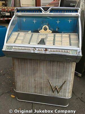 Musikbox WURLITZER JUKEBOX MODELL 2304