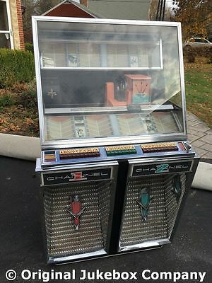 Musikbox SEEBURG JUKEBOX MODELL 222 - 160 select jukebox