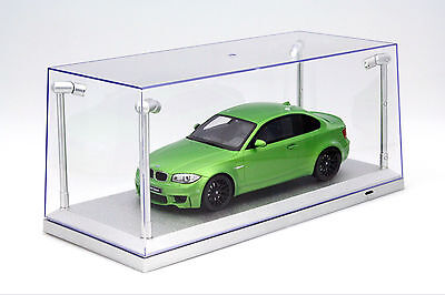 Single Cabinet Silver with 4 LED LAMPS FOR MODEL CARS IN SCALE 1:18 Triple9