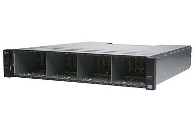 Dell Compellent SC4020f Storage - Dual 8GB FC Controller - include licenses