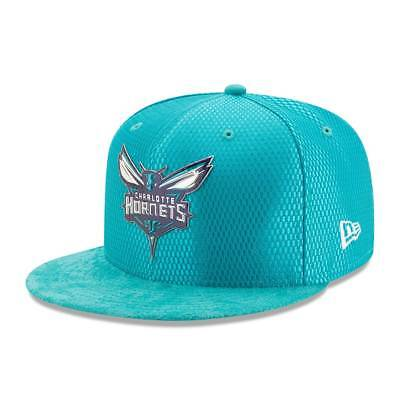 New Era Charlotte Hornets 2017 NBA Draft 59FIFTY Fitted Cap