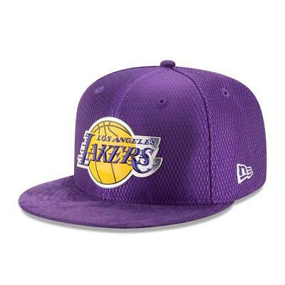 New Era Los Angeles Lakers 2017 NBA Draft 59FIFTY Fitted Cap