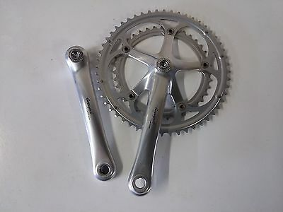 PEDALIER CAMPAGNOLO MIRAGE 175mm 52/39 CHAINSET *TOP CONDITION*