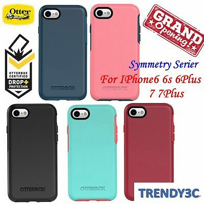 OtterBox Symmetry case cover for iPhone 6 6s 7 7plus shockproof tough slim