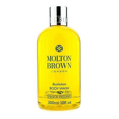Molton Brown Bushukan Body Wash 300ml Bath & Shower