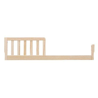 Orbelle Trading Toddler Guard Rail for Emma Crib, Natural
