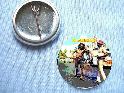 Dr Alimantado 25mm  Badge Reggae The Wailers  Bob Marley Trojan Records