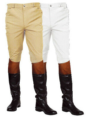 Mark Todd Mens Gents Hamilton Breeches - Flat Fronted - RRP £79.99 SALE