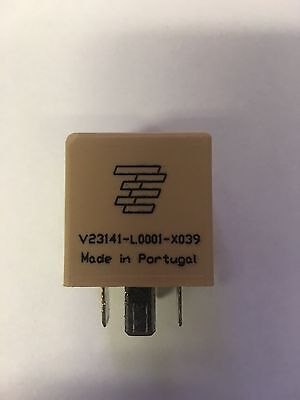 Mini Relay Latching SPST NEW V23141-L0001-X039 TE Connectivity