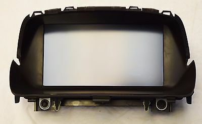 Vauxhall Mokka Navi 950 Navigation Sat Nav Audio Radio Color Lcd Display Screen