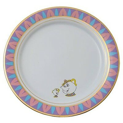 Tokyo Disney Resort Limited Beauty and The Beast plate