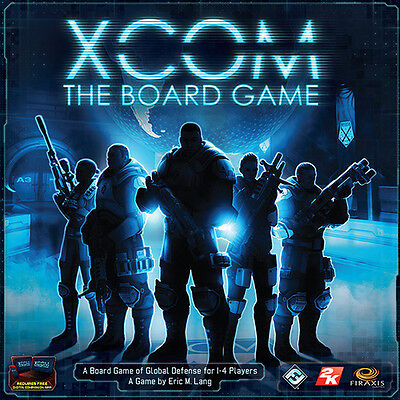 Fantasy Flight Games - XCOM The Board Game - Sealed - New Board Game