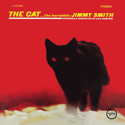The Incredible Jimmy Smith ‎– The Cat Vinyl LP Album NEW&SEALED