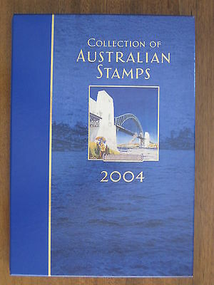 Australia 2004 Collection of MUH stamps Post year book