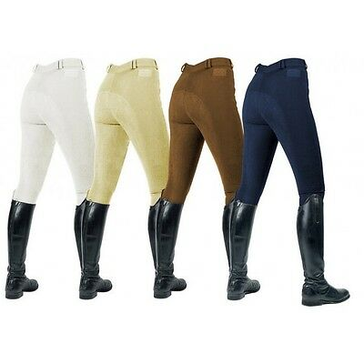 Mark Todd Ladies Tauranga Stretch Breeches - Full Seat - RRP £84.99 SALE