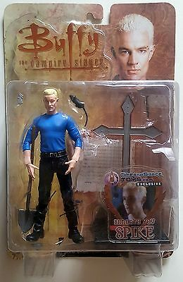 Buffy Vampire Slayer: Beneath You Spike (Action Figure) 2004 still sealed in box