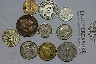 Africa & Islamic Many Old Coins Lot A60 U21