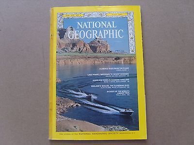 National Geographic Magazine - July 1967 - See Images For Contents