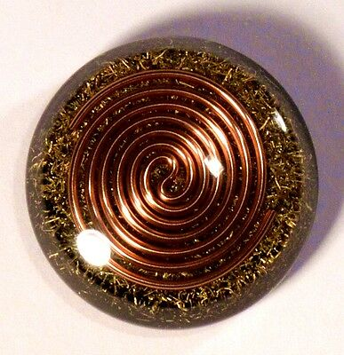 Orgonite pendant for your pet, orgone generator, EMF protection