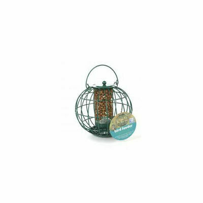 C J Wildbird Foods Cj London Globe Peanut Feeder 21cm