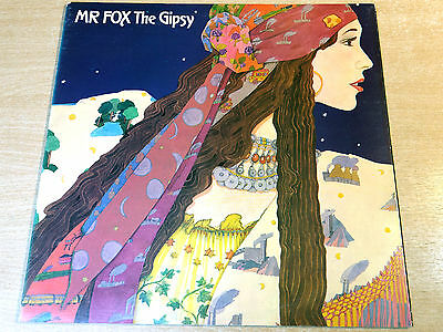 Mr Fox/The Gipsy/1971 Transatlantic Gatefold LP