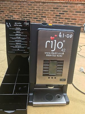 Rijo samba Coffee Machine