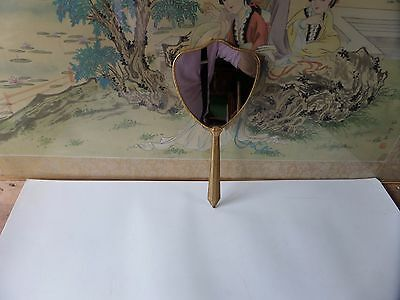 1930's Dressing Table Hand Mirror