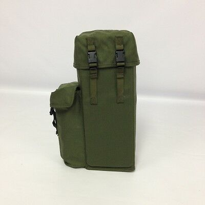 Harris Communications Radio Accesories Pouch US Military OD Green MOLLE NEW