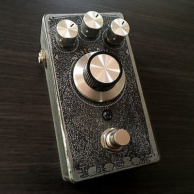 Idiotbox Effects - Static Fuzz Guitar Pedal.  Brand New, Authorized Dealer!
