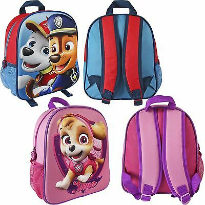 Paw Patrol backpack 3D School and trip backpack  Newest Models Licensed Product