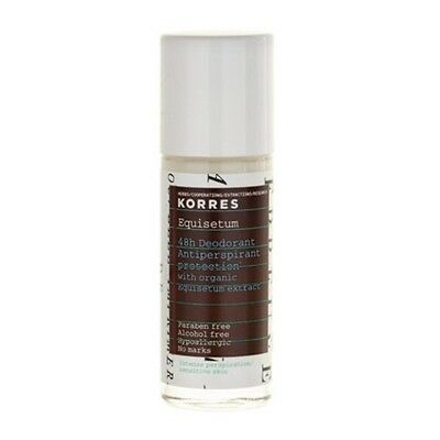 Korres Equisetum 48h Deodorant Antiperspirant Protection for Sensitive Skin 30ml