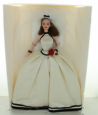 1997 Barbie Collectibles First In A Series Vera Wang Barbie