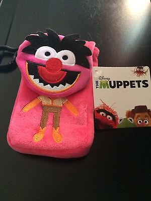 The Muppets Animal Soft Padded Pouch ( Brilliant For Phones! )