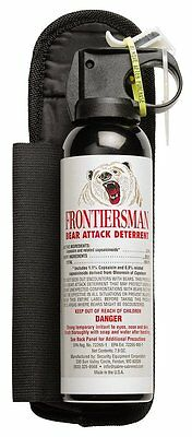 Frontiersman Bear Attack Deterrent Spray 225gr Canister CFBAD-01