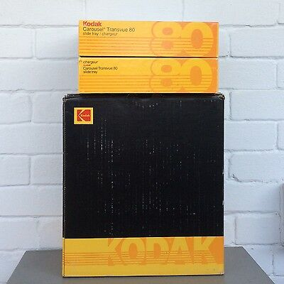 Kodak Carousel Slide Projector 4600 W Remote Instructions And 3, 80 Carousels