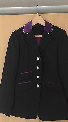 shires ladies competition jacket
