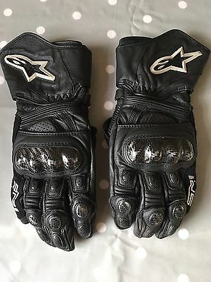 Alpinestars SP1 Motorcycle Gloves