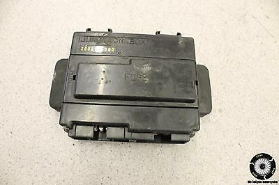 1988 Kawasaki Concours 1000 Zg1000a Fuse Junction Box Electrical Fuses ZG 1000