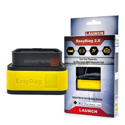 Launch Easydiag 2.0 Maquina Diagnosis Multimarca Con Bluethoot