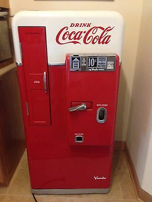 Coke Machine Vendo 56 Mint!