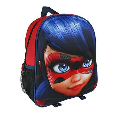 Miraculous backpack 3D Ladybug backpack 3D School Trip backpack Original Product