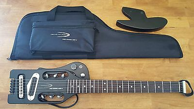 Traveler Guitar Pro Series Mod-x Hybrid Electric Traveling guitar /w Gigbag
