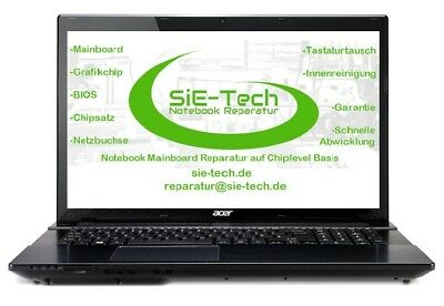 Acer Aspire V3-772G Notebook Laptop Mainboard Reparatur