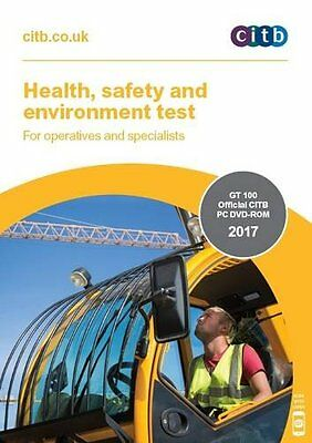 Health Safety and Environment Test for Operatives and Specialists: Book DVD-ROM